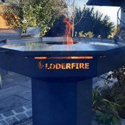 cook & grill Feuerplatte OUTDOORCOOKING